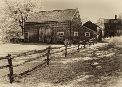 Weir Farm Barn